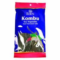 Grocery - Macrobiotic - Eden - Eden Kombu Seaweed 2.1 oz