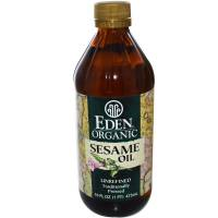 Specialty Sections - Macrobiotic - Eden - Eden Organic Sesame Oil 16 oz
