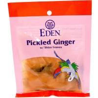 Specialty Sections - Macrobiotic - Eden - Eden Sushi Ginger Pickles 2.1 oz