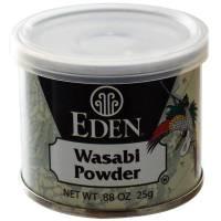 Specialty Sections - Macrobiotic - Eden - Eden Wasabi Powder .88 oz