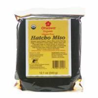 Macrobiotic - Miso - Ohsawa - Ohsawa Organic Gluten-Free Hatcho Miso 12 oz