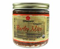 Macrobiotic - Miso - Ohsawa - Ohsawa Yamaki Organic 2 Year Barley Miso 1 lb