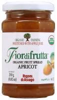 Macrobiotic - Spreads - Rigoni Di Asagio - Rigoni Di Asagio Organic Apricot Spread 8.82 oz