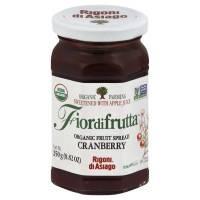 Macrobiotic - Spreads - Rigoni Di Asagio - Rigoni Di Asagio Organic Cranberry Spread 8.82 oz