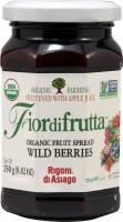 Macrobiotic - Spreads - Rigoni Di Asagio - Rigoni Di Asagio Organic Wild Berry Spread 8.82 oz