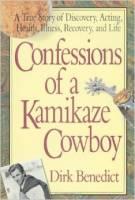 Books - Health & Wellness - Books - Confessions Of A Kamikaze Cowboy - Benedict