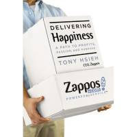 Books - Personal Development - Books - Delivering Happiness - Tony Hsieh