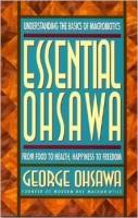 Books - Macrobiotics - Books - Essential Ohsawa - George Ohsawa