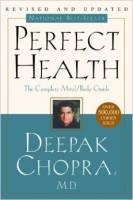 Books - Personal Development - Books - Perfect Health 'The Complete Mind Body Guide' - Deepak Chopra