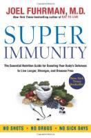 Books - Personal Development - Books - Super Immunity - Joel Fuhrman, M.D.