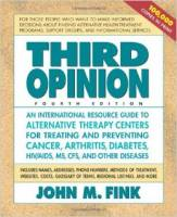 Books - Personal Development - Books - Third Opinion Fourth Edition - John M. Fink