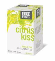 Kitchen - Tea - Good Earth Teas - Good Earth Teas Green Tea Citrus Kiss 18 Bag