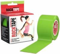 "RockTape Kinesiology Tape for Athletes Lime 2"""
