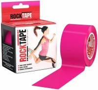 "RockTape Kinesiology Tape for Athletes Pink 2"""