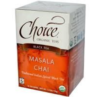 Buy One, Get One Free - Choice Organic Teas - Choice Organic Teas Masala Chai (16 bags) (2 Pack)