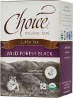 Buy One, Get One Free - Choice Organic Teas - Choice Organic Teas Wild Forest Black (16 bags) (2 Pack)