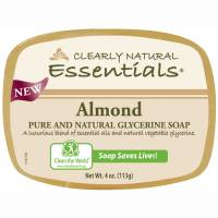Buy One, Get One Free - Clearly Natural - Clearly Natural Glycerine Bar Soap Cucumber (2 Pack)