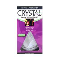 Buy One, Get One Free - Crystal - Crystal Body Deodorant Rock (2 Pack)