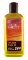 Desert Essence Jojoba Oil 100% Pure 4 oz (2 Pack)