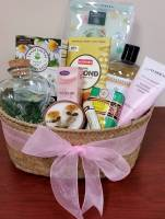 Gift Baskets & Cards - BIH Collection - Healthy Woman's Gift Basket