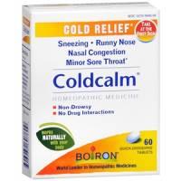 Boiron Coldcalm 60 Tablets