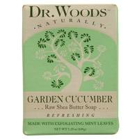 Dr Woods - Dr Woods Bar Soap Shea Butter Mint Cucumber 5.25 oz