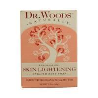 Dr Woods - Dr Woods Bar Soap Skin Lightening Rose 5.25 oz