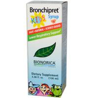 Homeopathy - Bionorica - Bionorica Bronchipret Kids Syrup 3.38 oz