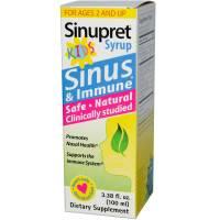 Homeopathy - Bionorica - Bionorica Sinupret Kids Syrup 3.38 oz