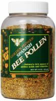 Homeopathy - General Health - Golden Flower - Golden Flower Spanish Bee Pollen 16 oz