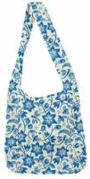 Home Products - Bags, Pouches & Boxes - Eco-Bags Products - Eco-Bags Products Sami Floral Print Blue