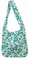 Home Products - Bags, Pouches & Boxes - Eco-Bags Products - Eco-Bags Products Sami Floral Print Emerald