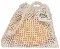 Home Products - Bags, Pouches & Boxes - Eco-Bags Products - Eco-Bags Products Soap Bag 4x4.25 Natural Cotton