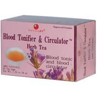 Health King Blood Tonifier & Circulator Tea 20 bag