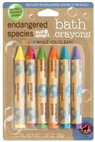 Toys - Health Science Labs - Endangered Species Carded Bath Crayons 6 ct