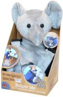 Toys - Health Science Labs - Endangered Species Follow Me Backpack/Safety Tail - Elephant