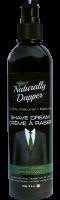Skin Care - Shave Creams - Naturally Dapper - Naturally Dapper Shave Cream Moisturizing 8.8 oz