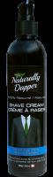 Skin Care - Shave Creams - Naturally Dapper - Naturally Dapper Shave Cream for Sensitive Skin 8.8 oz