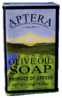 Home Products - Cleaning Supplies - Aptera Imports, Inc - Aptera Imports, Inc Olive Oil Soap 4.35 oz