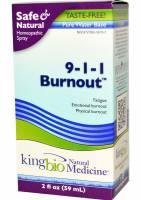 King Bio - King Bio 9-1-1 Burnout 2 oz