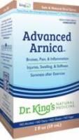 Homeopathy - Skin Care - King Bio - King Bio Advanced Arnica 2 oz
