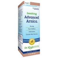 Homeopathy - Skin Care - King Bio - King Bio Advanced Arnica (Topical) 3 oz