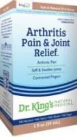 Homeopathy - Arthritis - King Bio - King Bio Arthritis & Joint Reief 2 oz