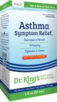Homeopathy - Allergies & Sinus - King Bio - King Bio Asthma Free 2 oz