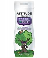 Home Products - Cleaning Supplies - Attitude - Attitude Little Ones 2 in 1 Shampoo 12 oz