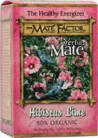Mate Factor - Mate Factor Yerba Mate Organic Tea Box 20 bags - Hibiscus Lime