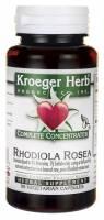 Kroeger Herb Products - Kroeger Herb Products Rhodiola Rosea Complete 90 cap vegi