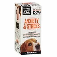 Pet - Health Supplies - Natural Pet Pharmaceuticals - Natural Pet Pharmaceuticals Anxiety & Stress 4 oz