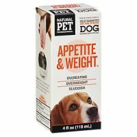 Pet - Health Supplies - Natural Pet Pharmaceuticals - Natural Pet Pharmaceuticals Appetite & Weight Dog 4 oz