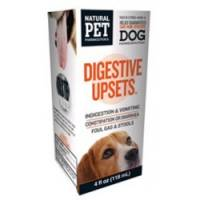 Pet - Health Supplies - Natural Pet Pharmaceuticals - Natural Pet Pharmaceuticals Digestive Upsets Dog 4 oz
